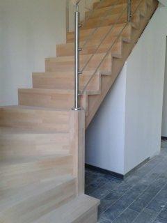 Creation Contemporaine Escalier Delalleau